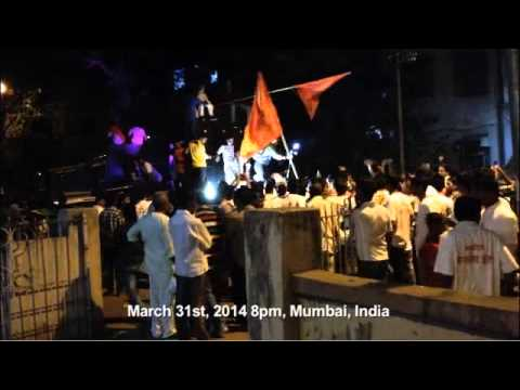March 31, 2014 in Mumbai, India Santa Cruz West