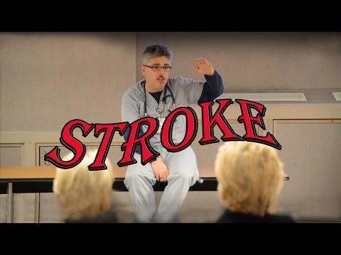 ACLS Stroke - Dr Nolan - 1-27-2017