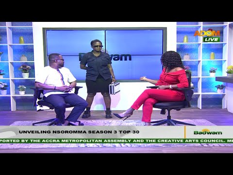 Unveiling Nsoromma Season 3 Top 30 - Badwam Ahosepe on Adom TV (9-11-20)
