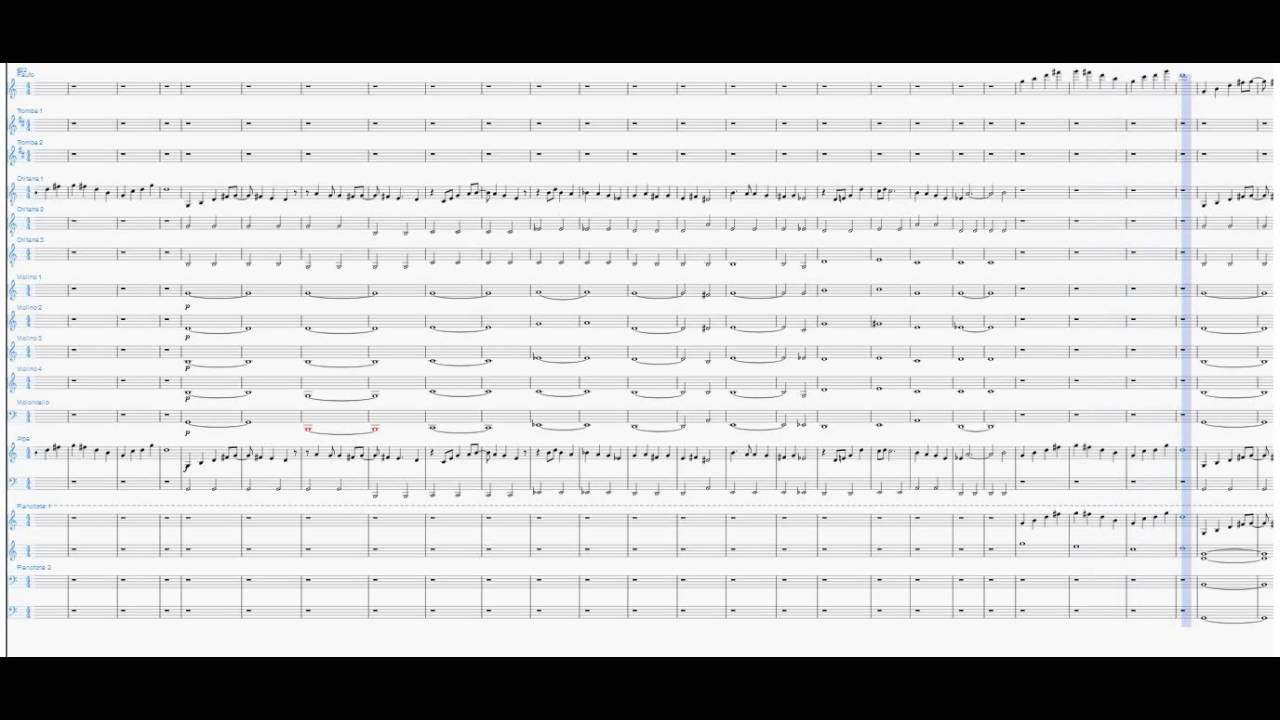 All I Want for Christmas is You | Orchestral Score - YouTube