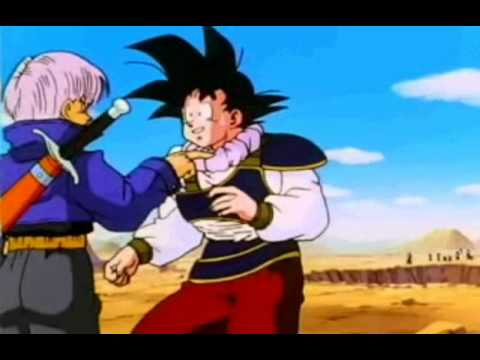 Future Trunks Tells Goku That Bulma Is His Mother Youtube
