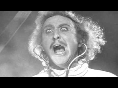 Young Frankenstein (Movie Review) - Count Vigostein