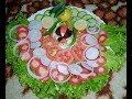 Salad decorate krny ka triqa by anaya...