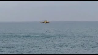 Aparece un cuerpo flotando en una zona de la costa de Santander