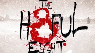 The Hateful Eight Official Teaser TRAILER (2015) Quentin Tarantino Movie