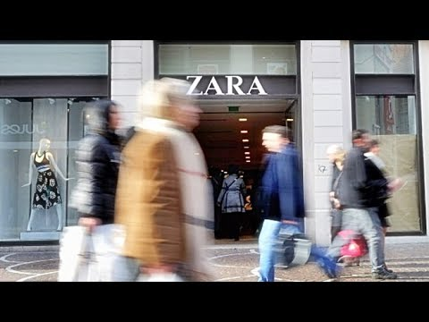 Inditex profits jump 18% as Zara sales soar