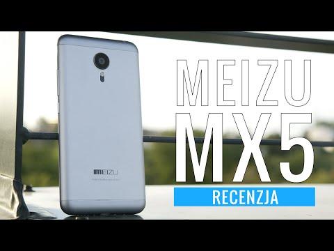 Meizu MX5 - recenzja, test, opinia PL