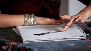 4 Tips on Drawing with Charcoal | Drawing Tutorials