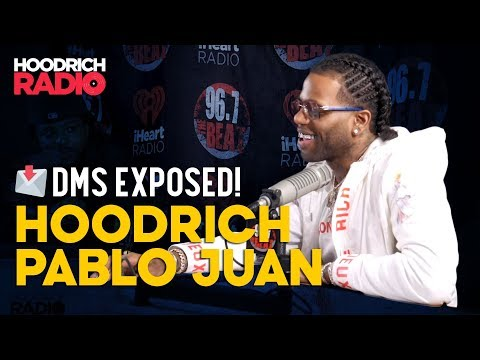 DJ Scream - DMs Exposed: Hoodrich Pablo Juan's Blue Check Take Down