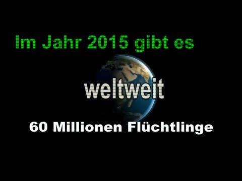Flüchtlinge Bürgerkrieg – Deutschland braucht die Deutschen nicht mehr 1/2