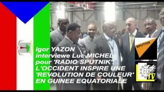 """""""RÉVOLUTION DE COULEUR"""" EN GUINÉE-EQUATORIALE"""