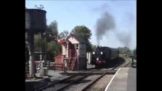 Kent & East Sussex Railway: 1 August 2013