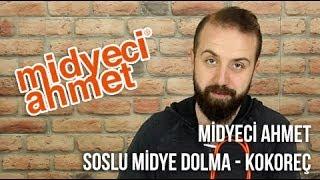 Midyeci Ahmet Paket Servis İnceleme / Midye Dolma - Soslu Midye Dolma - Kokoreç