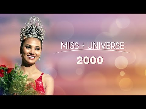 Miss Universe 2000 - Lara Dutta
