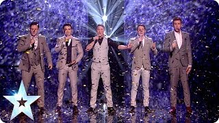 Encore! Collabro perform as winners of Britain's Got Talent 2014 | Britain's Got Talent 2014 Final