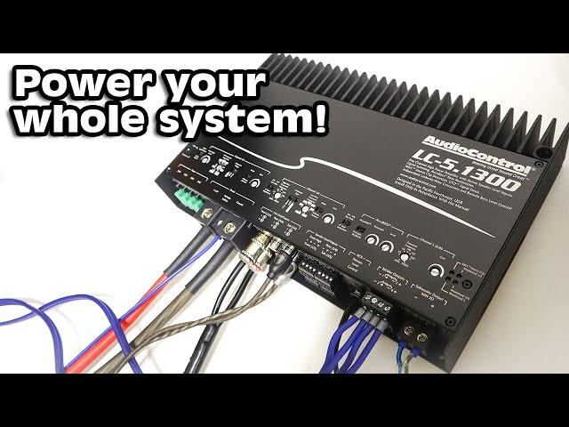 AudioControl LC-5.1300 - Install and Setup Overview!