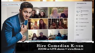ZOOM (Virtual Shows)