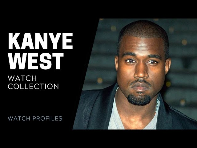Kanye West Watch Collection | SwissWatchExpo [Watch Collection]