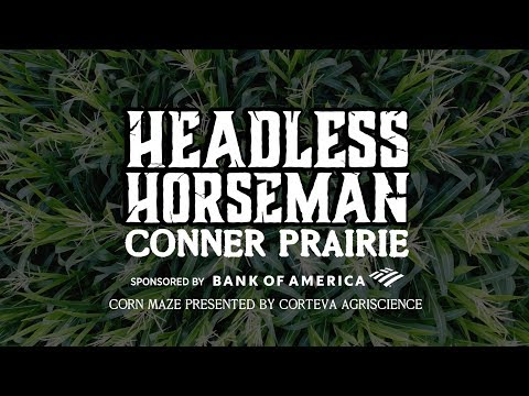 Conner Prairie - Corn Maze 2019