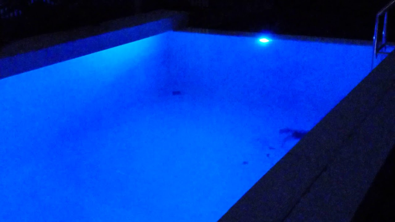 Battery Operated Underwater Pool Lights