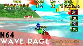 N64 Longplay: Wave Race 64