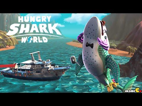 Biggest Shark In The World - Hungry Shark World