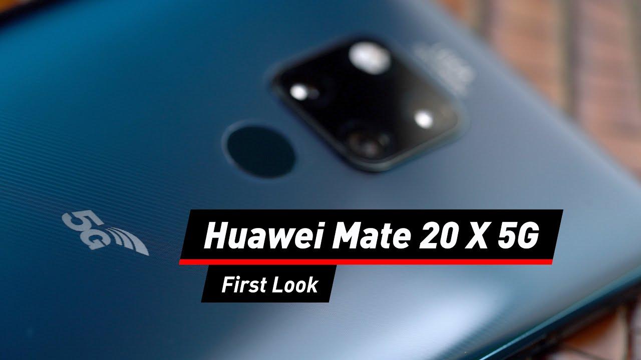 Lohnt der Kauf des Huawei Mate 20X 5G?
