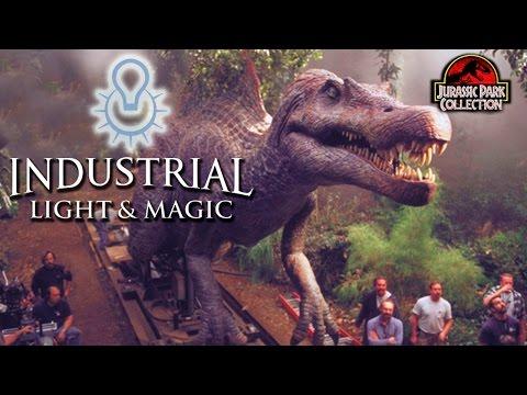 ILM Press Reel: Jurassic Park 3
