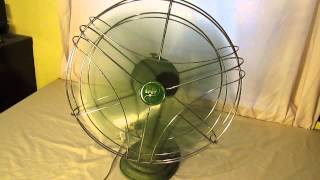 1953 Signal Electric Fan