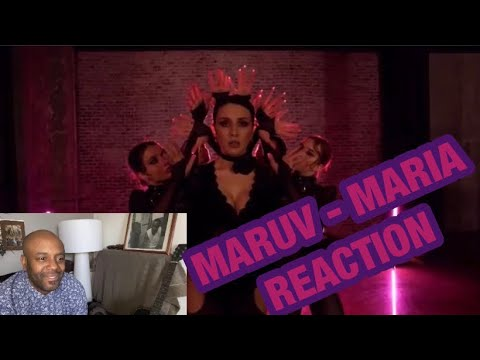 #Maria #maruv MARUV — Maria (Official Dance Video) 🇬🇧 REACTION| Who Does it Better?