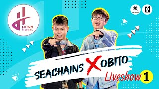 BẢN LIVE 4K ĐỈNH CAO SIMPLE LOVE | OBITO - SEACHAINS | HỨNG CHANNEL | FULL LIVESHOW  01