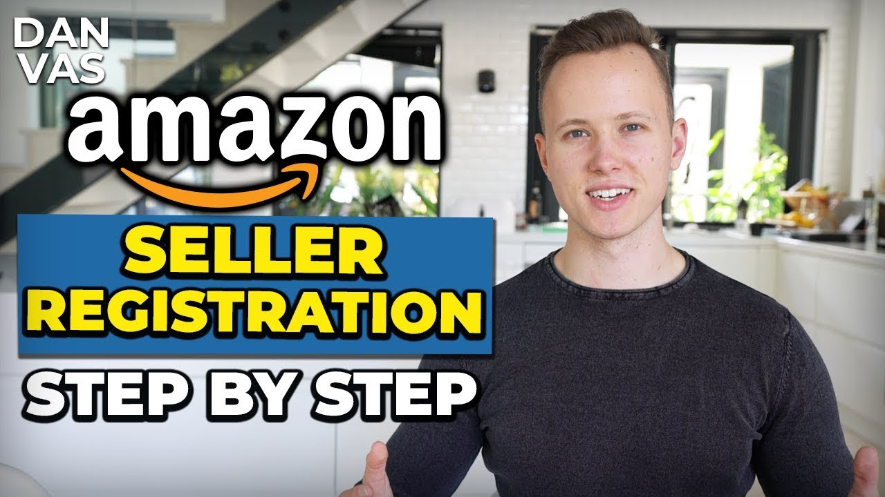 How To Sell On Amazon | Seller Registration Complete Tutorial & Amazon Account Set Up The Right