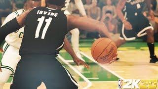 Whoopty Whoop IS IN 2K20 - NBA 2K20 GAMEPLAY TRAILER REACTION !