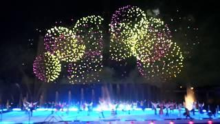 Ледовое шоу. Открытие фестиваля Круг света 2017