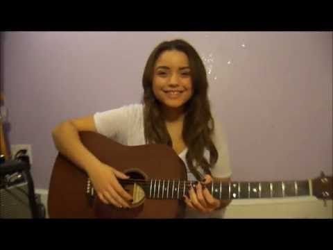 Save Me From Myself - Christina Aguilera (cover by Grace)