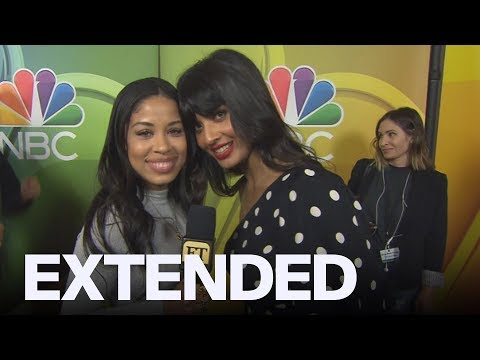 Jameel Jamil Received A Call From Meghan Markle | EXTENDED