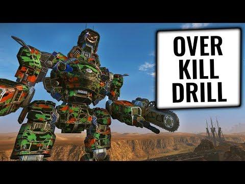 CRITICAL DPS FOR DAYS! - Annihilator Build - German Mechgineering #156 - Mechwarrior Online 2019 MWO