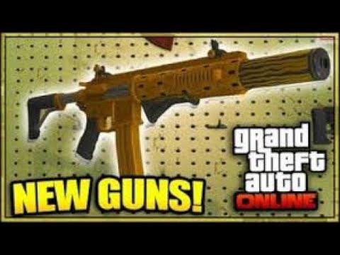 Arme Prototype rockstar nous cache un prototype d'arme ??? - youtube