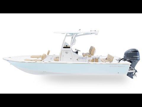 Sportsman Boats - Masters 247 Bay Boat Walkthrough