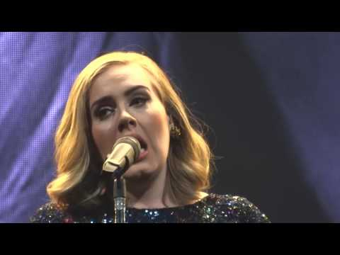 Adele Live 2016 - One and Only HD