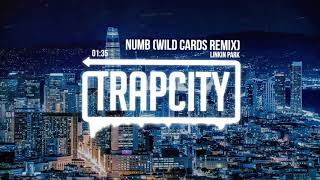 Gambar cover Linkin Park - Numb (Wild Cards Remix)