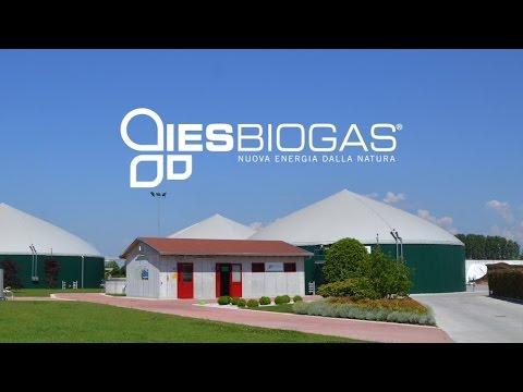 iES Biogas // Video aziendale (HD)