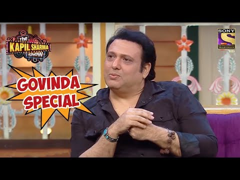 Govinda Special - The Kapil Sharma Show