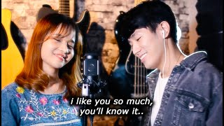 I Like You So Much, You'll Know It - Benedict Cua & Kristel Fulgar  (我多喜欢你, 你会知道) Cover