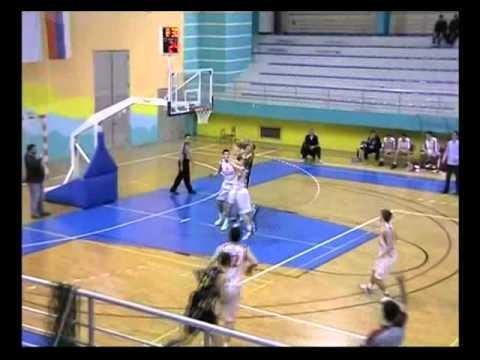 2012/13 Junior League of Serbia - Round 10 : Vojvodina Srbijagas - Mega Vizura (82:81)