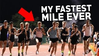 MY FASTEST MILE TIME EVER - Schrader Mile 2017
