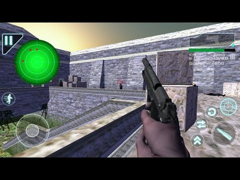 Counter Terrorist Attack Android Gameplay
