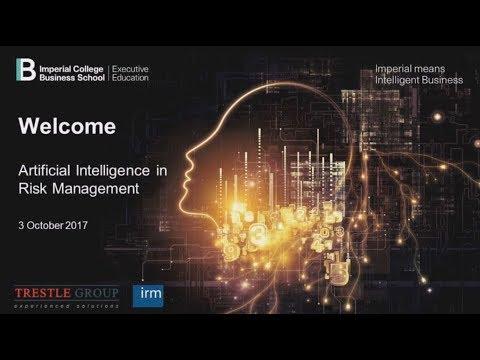 Artificial Intelligence (AI) in risk management - IBM, 4th-IR, Microsoft & Google