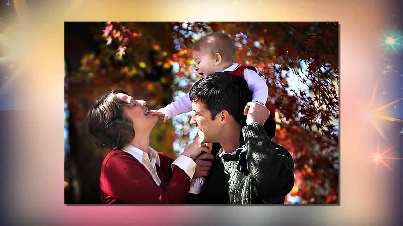 professional family christmas slideshow unique gift idea youtube