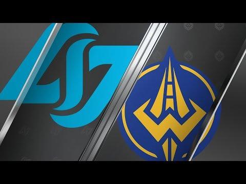 Counter Logic Gaming vs Golden Guardians vod